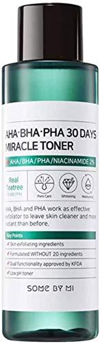 Ifactory SomeByMi - Ifactory SomeByMi Aha.Bha.Pha 30Days Miracle Toner 150ml (5oz) Anti-acne Exfoliation Hydration Brightening