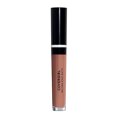 Covergirl - COVERGIRL Melting Pout Matte Liquid Lipstick, Current Nude, 0.11 Pound (packaging may vary)