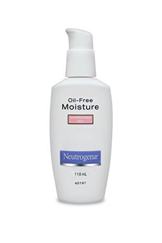 Neutrogena - Neutrogena Oil-Free Lightweight Daily Facial Moisturizer Moisturizes Dry Skin without adding shine, Non Comedogenic, 4 fl. oz