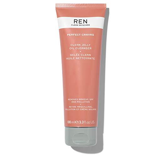 REN Clean Skincare Jelly Oil Facial Skin Cleanser