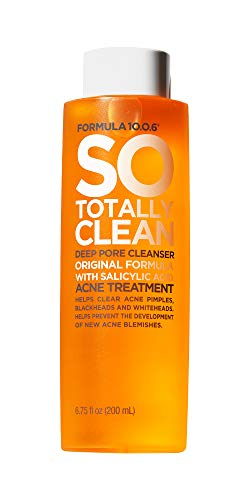 Formula Ten-O-Six - So Totally Clean Deep Pore Cleanser