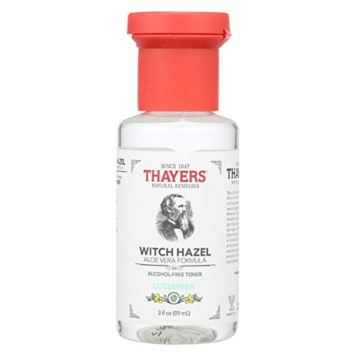 Thayers - Thayers Witch Hazel Astringent - Cucumber - Case Of 24-3 Fl Oz