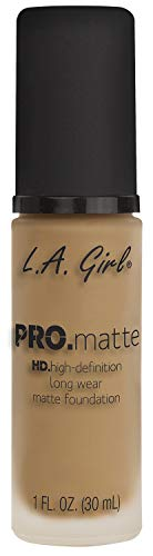 L.a. Girl - L.A. Girl Pro.matte foundation - natural, 1 fl. oz.