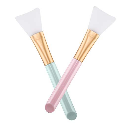 Opiqcey - Silicone Face Mask Brush, Set of 2
