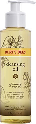 Burts Bees - Cleansing Oil with Coconut & Argan Cleanser