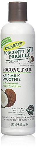 Palmers - Palmer's Coconut Oil Formula Hair Milk Smoothie for Dry, Damaged or Color Treated Hair
