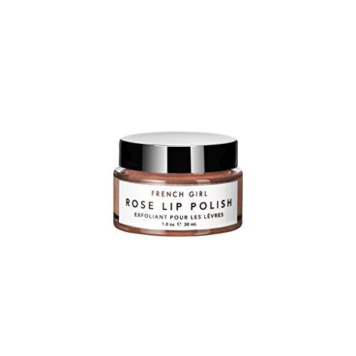 French Girl Organics - French Girl Organics - Organic/Vegan Rose Lip Polish (1 oz / 30 ml)