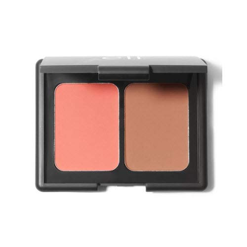 E.l.f Cosmetics - e.l.f. Contouring Blush and Bronzing Powder, Fiji-Matte