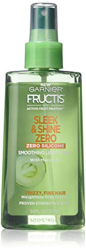Garnier - Garnier Hair Care Fructis Sleek & Shine Zero Smoothing Light Spray, 5.1 Flu