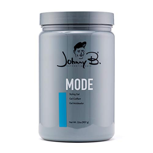 JOHNNY B. - Johnny B Mode Styling Gel 32 oz, New Packaging, Fast Shipping!