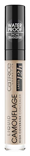Catrice - Catrice | Liquid Camouflage Concealer - Ultra Long Lasting Concealer for Optimal Coverage | Waterproof | 010 Porcelain