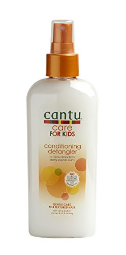 Cantu - Cantu Care For Kids Conditioning Detangle 6 Ounce Pump (177ml) (2 Pack)