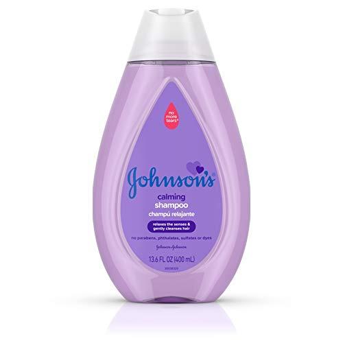 Johnsons Johnsons Baby Shampoo Calming 13.6 Ounce (400ml)