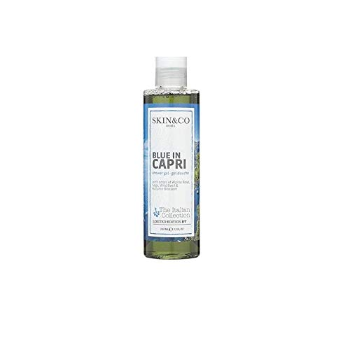Skin&Co Roma SKIN&CO Roma Blue In Capri Shower Gel, 7.7 Fl Oz