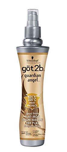 Got2B - Got2b Guardian Angel Flat Iron Balm with Gloss Finish, 6.8-Ounce (Pack of 2)