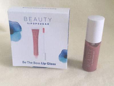 Popsugar - Popsugar Be The Boss Lip Gloss Sample - Time After Time