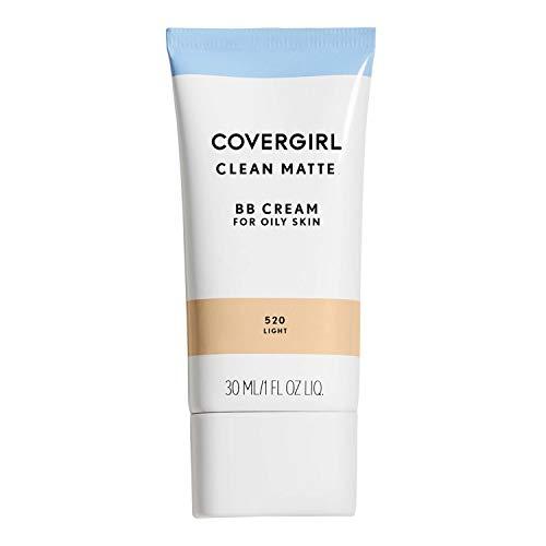 Covergirl - Clean Matte BB Cream Light For Oily Skin