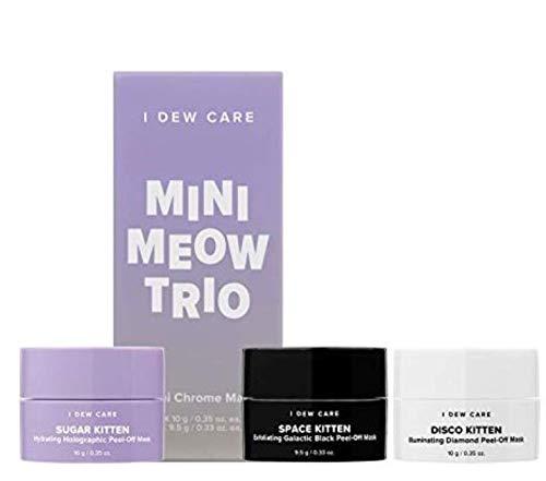 I Dew Care - Mini Meow Face Mask Trio