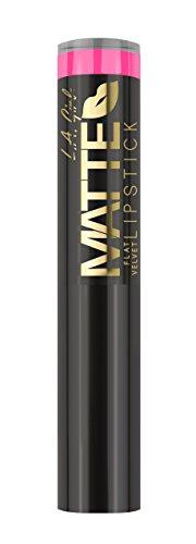 L.a. Girl - L.A. GIRL Matte Flat Velvet Lipstick 0.1oz - GLC815 Arm Candy