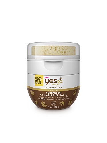 Yes To - Yes To Coconut Cleansing Balm, 4 Fluid Ounce