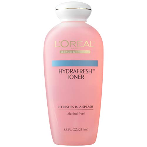L'Oreal Paris L'Oreal Paris Skincare HydraFresh Alcohol Free Toner with Pro-Vitamin B5