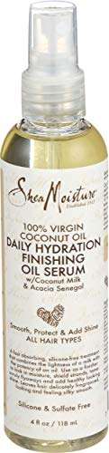 Sheamoisture - Daily Hydration Serum Finishing Oil