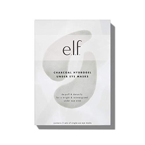 E.l.f Cosmetics - Hydrogel Charcoal Undereye Masks