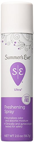 Summer'S Eve - Summer's Eve Ultra Freshening Feminine Deodorant Spray 2-Ounces (2-Units)