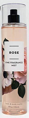 Bath & Body Works - Bath & Body Works Rose Fine Fragrance Mist, 8 Fl Oz