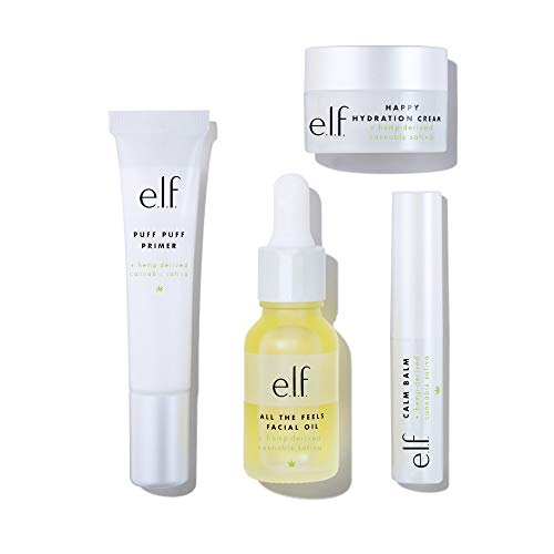 E.l.f Cosmetics - Hit Kit Travel Size Hemp-derived Cannabis Sativa