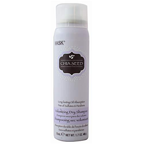 Hask Hask Chia Seed Dry Shampoo, 1.7oz