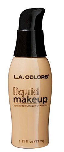 L. A. Colors - L.A. Colors Pump Liquid Makeup, Tan