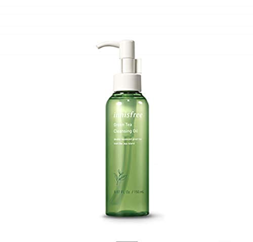 Innisfree - Green Tea Cleansing Oil