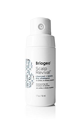 Briogeo - Briogeo - Scalp Revival Charcoal + Biotin Dry Shampoo, Scalp-Nourishing Treatment for Oily Hair and Scalps, 1.7 oz