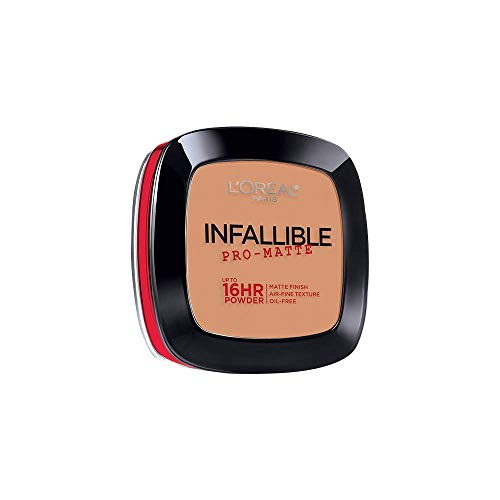 L'Oreal Paris - L'Oréal Paris Infallible Pro-Matte Powder