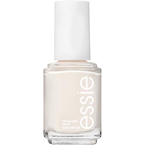 Essie - essie nail polish, marshmallow, sheer white nail polish, 0.46 fl. oz.