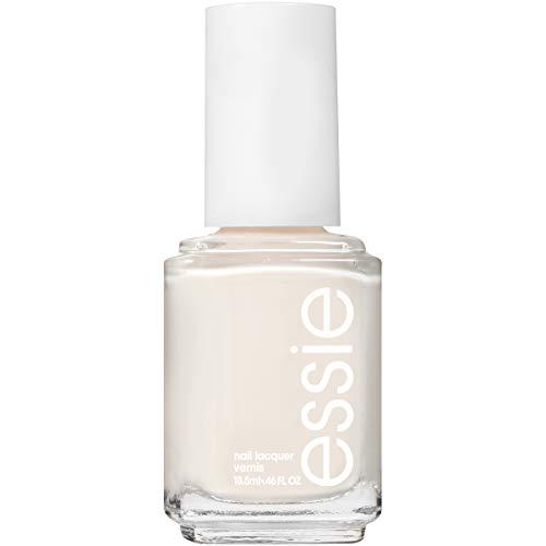 Essie - essie nail polish, marshmallow, sheer white nail polish, 0.46 fl. oz.