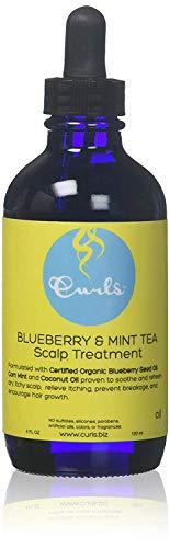 Curls - Curls Blueberry & Mint Tea Scalp Treatment 4 Fl oz