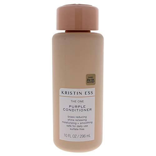 Kristin - Kristin Ess Purple Conditioner 10 fl oz , pack of 1