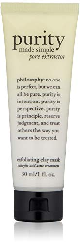 philosophy - Purity Made Simple Pore Extractor Exfoliating Clay Mask