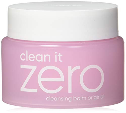 Banila Co - Banila Co NEW Clean It Zero Cleansing Balm Original for Normal Skin 100ml, double cleanser, removes makeup and dead skin cells, with Hot Springs Water, Vitamin E. NO animal Testing. Without Parabens.