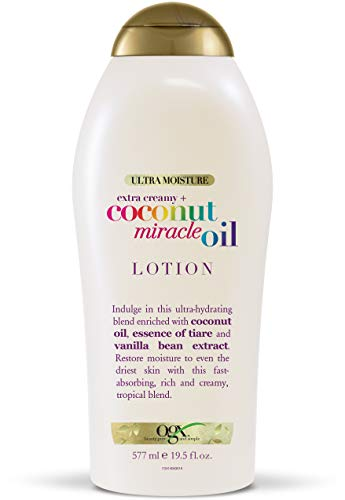 Ogx - OGX Extra Creamy + Coconut Miracle Oil
