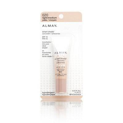 Almay - Smart Shade Concealer, Light/Medium