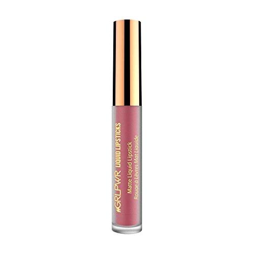 The Beauty Crop - GRLPWR Liquid Lipstick - Papaya Don't Preach