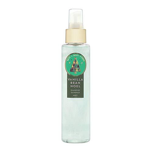 Bath & Body Works - Bath and Body Works VANILLA BEAN NOEL Diamond Shimmer Mist 4.9 Fluid Ounce