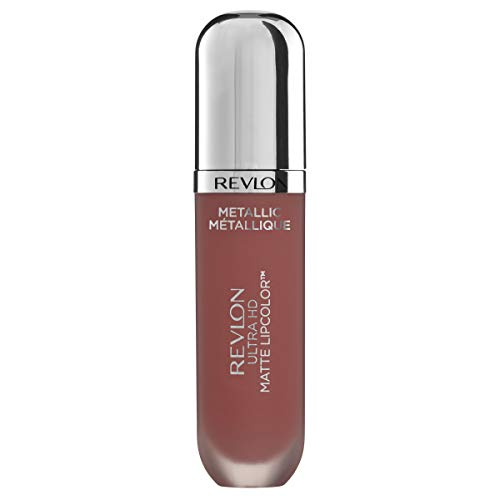 Revlon - Revlon Ultra HD Matte Lipcolor, Metallic, HD Gleam, 0.2 Ounce
