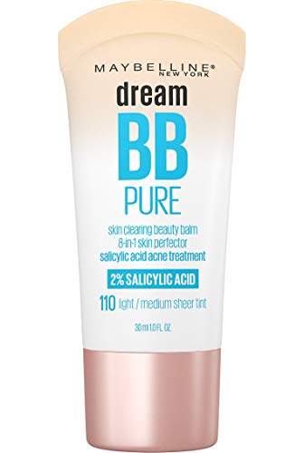 Maybelline - Maybelline Dream Pure Skin Clearing BB Cream
