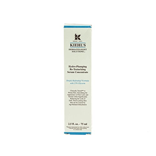 Kiehl's - Hydro-Plumping Re-Texturizing Serum Concentrate