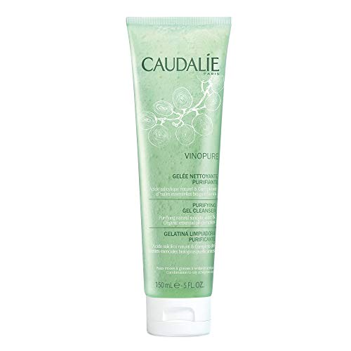 Caudalie - Caudalie Vinopure Natural Salicylic Acid Pore Purifying Gel Cleanser, 5.1 Ounce