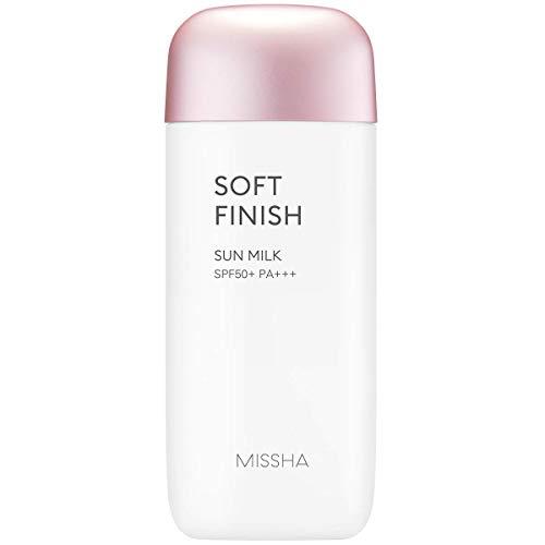 Missha - Missha All Around Safe Block Soft Finish Sun Milk SPF50+/PA+++ (70ml)